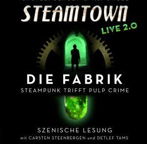 steamtown_live_plakat